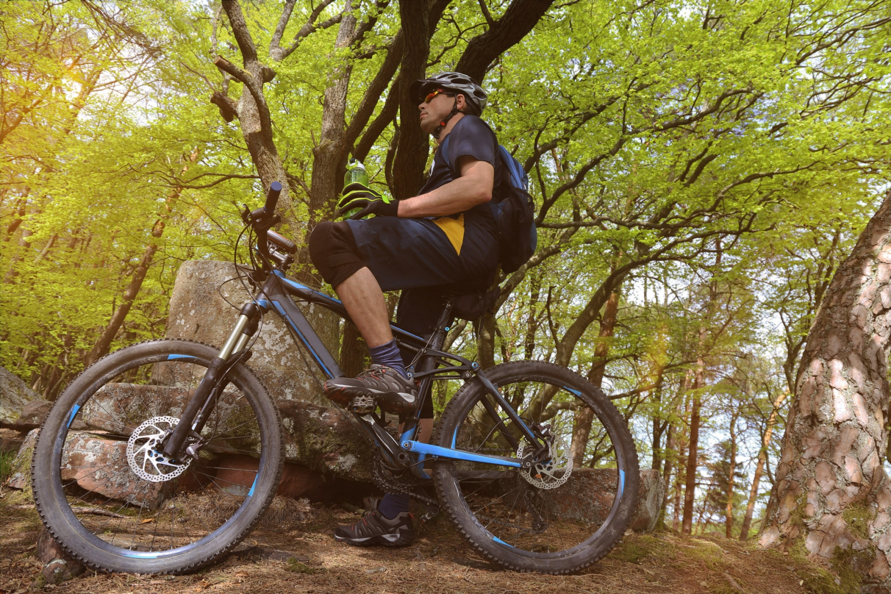 Sager Creek Mountain Bike Trail