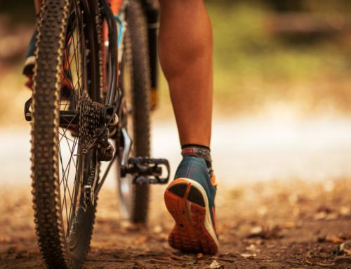 Park Springs Bike Trail – Bentonville, AR